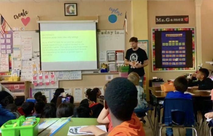 OctoNation in the classroom